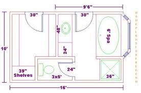 Small Master Bathroom Floor Plan by Master Bath Floor Plans With Dimensions Bathroom Design