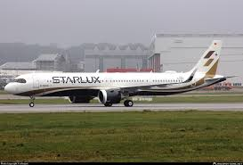 100 Star Lux DAZAX STARLUX Airlines Airbus A321252NX Photo By Xfwspot