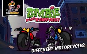 Zombie Road Rampage Game Available On IOS And Android TeamKingMonkey ...