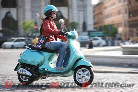 2012 Vespa LX And S 125 150 3V Review