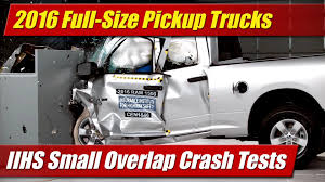 2016 Full Size Pickup Trucks: IIHS Small Overlap Crast Tests - YouTube Gm Recalls 12 Million Fullsize Trucks Over Potential For Power The Future Of Pickup Truck No Easy Answers 4cyl Full Size 2017 Full Size Reviews Best New Cars 2018 9 Cheapest Suvs And Minivans To Own In Edmunds Compares 5 Midsize Pickup Trucks Ny Daily News Bed Tents Reviewed For Of A Chevys 2019 Silverado Brings Heat Segment Rack Active Cargo System With 8foot Toprated Cains Segments October 2014 Ytd Amazoncom Chilton Repair Manual 072012 Ford F150 Gets Highest Rating In Insurance Crash Tests