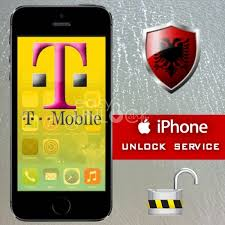 Factory Unlock iPhone Albania T Mobile AMC