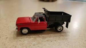 100 Ford F350 Dump Truck Greenlight 164 Custom Built Dually 1868940231
