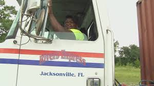 Women Truckers Take Wheel Of Growing Industry