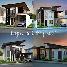 100 Images Of House Design A Bungalow Or A 2storey House MCJR Development Corporation
