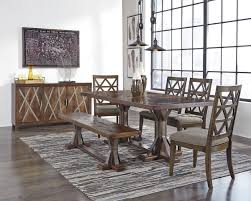 Rectangular Dining Room Table Image 1