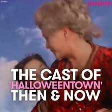 Halloween Town Casts by Seventeen What Are Your Fave