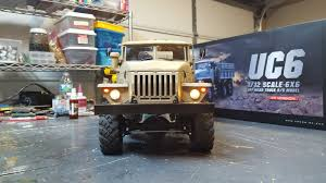 CROSS RC UC6 6x6 Ural Truck - RCU Forums Rc Adventures Losi Lst Xxl2 Gas Powered 4x4 Monster Truck Trucks Cars Gasoline Remote Control Dune Buggy Guide To Radio Cheapest Faest Reviews Best To Buy In 2018 Something For Everybody Big Red Exceed 110 24ghz Infinitve Nitro Rtr Imexfs Racing 15th Scale 4wd 30cc 24ghz Power Pulling Weight Sled 15 7 Of The Available 2017 State Carstrucksgas And Electric Nissan Frontier Forum Traxxas Slayer Pro Sale Hobby Pro