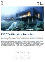 100 Todd Saunders Architect At Inform Interiors West Coast Modern League