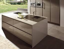 arbeitsplatten für die küche granit holz keramik