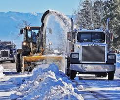 100 Truck Snowblower New Snow Blower Gets Busy On San Ildefonso Road Los Alamos Daily Post