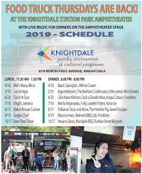 100 Food Trucks Baton Rouge Truck Thursdays Town Of Knightdale NC