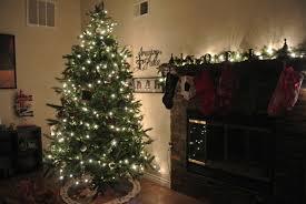 Prelit Christmas Tree Self Rising by Mary Elizabeth 2015