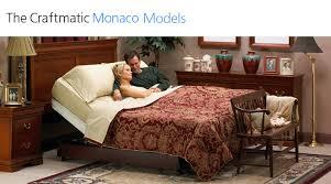 Monaco Adjustable Bed