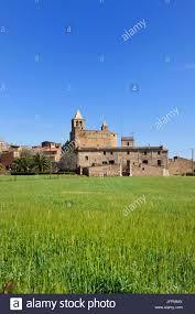 100 Ampurdan Beautiful Village Of Madremanya In The Girona