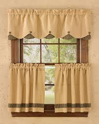 Lined Scalloped Valances | Pretty Windows Best Home Fashion Thermal Insulated Blackout Curtains Back Tab Rod Pocket Beige 52w X 84l Set Of 2 Panels Shop Farmhouse Style Decor Point Valances Pretty Windows Discount Country Window Toppers Top Swags Galore Aurora Mix Match Tulle Sheer With Attached Valance And 4piece Curtain Panel Pair Post Taged Outlet Store Lined Scalloped Custom Treatments Draperies Page 1 Primitive Rustic Quilts Rugs Drapes More From The Lagute Snaphook Truecolor Hookless Shower Gray