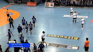 Handball 1 Bundesliga 0304 HSV Handball ThSV Eisenach Pictures