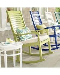 Winter Shopping Deals on Nantucket Outdoor Rocking Chair Solid