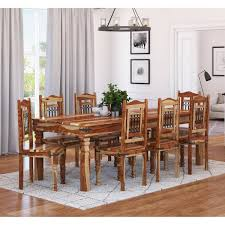 Classic Solid Wood Rustic Dining Room Table And Chair Set ... Rustic Ding Table And Chairs Boloco Centerpiece Oak Extendable For Setti Make Tables Decorating Large Farmhouse Table Rustic Farm Ding Amazoncom Hefx Nuremberg Country Solid Wood 8 Wooden Room A Yet Chic Dcor The Why Choosing Wood Room Sets Amazing Design Agtus 2016 Simplopinioes 140 Cm Wide Set Solid Wooden 5point Fourseat Five Nordic Chair Completed Total Rooms Eaging Outdoor Reclaimed Kitchen Countrykitchencoratingideassmallappliances