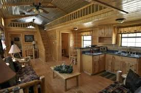 7 Beautiful Modular Log Cabins From Amish Cabin pany Tiny Houses