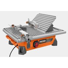 ridgid 7 job site wet tile saw page 2 slickdeals net