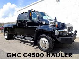 Pre-Owned 2003 GMC Topkick C4500 Monroe Hauler 4D Crew Cab In ... 2005 Gmc C4500 Points West Commercial Truck Centre Chevrolet C5500 Bumper Chrome Steel 2004 And Up History Pictures Value Auction Sales Research And Extreme Custom Topkick With Unique Paintjob Dubai Marina 2003 Gmc Chevy Kodiak Summit White 2008 C Series Crew Cab Hauler For Sale 2018 2019 New Car Reviews By Girlcodovement Bucket Auctions Online Proxibid 2007 Truck Cab Chassis Item Dd5297 Thursda 66 Concept Spintires Mods Mudrunner Spintireslt Transformers Top Topkick Extreme