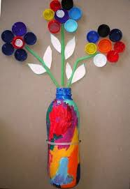 Art And Craft Ideas From Waste Material For Kids Google Search Inside Using Materials