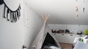 babyzimmer mit dachschräge einrichten und dekorieren