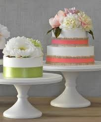 ANY COLOR 18 Wedding Pedestal Cake Stand Cupcake Rustic Wooden Decor By E Isabella Designs As Featured In Martha Stewart Weddings
