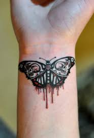 Wrist Tattoo Designs 94