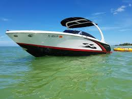 Hurricane Fun Deck 201 by 24 Ft Bowrider Hurricane Sundeck Sport Boat Rental Renting