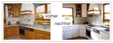 küche vorher nachher bilder