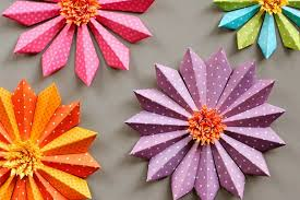 Paper Craft Ideas For Decoration Papercraft
