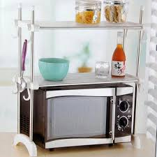 Excellent Kitchen Rack For Microwave 26 Interior Home Inspiration With