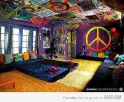 Plain Design Hipster Bedroom Decor
