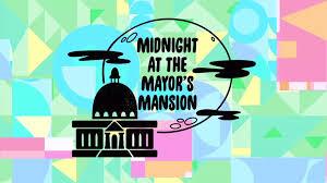 Halloween Monster List Wiki by Midnight At The Mayor U0027s Mansion Powerpuff Girls Wiki Fandom