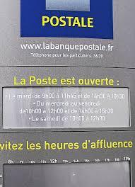 bureau de poste ouvert le samedi apres midi le télégramme pouldreuzic la poste la situation du bureau