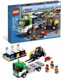 100 Lego Recycling Truck LEGO Complete Sets And Packs 19006 City 4206