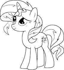 Coloriage My Little Pony Equestria Girl Rainbow Rocks Excellent