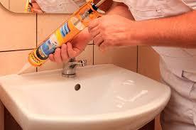 sanitär dichtmittel silikon weiße zusammensetzung für das