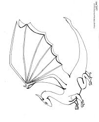 Perfect Free Dragon Coloring Pages Cool Colorings Book Design Ideas
