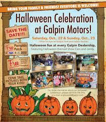 Fargo Pumpkin Patch by Galpin Motors Galpin Events