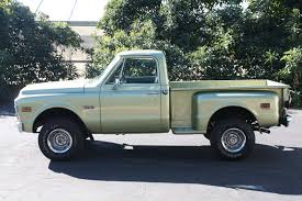 100 1972 Gmc Truck Classic Pickup S For Sale In California Lovable Chevy