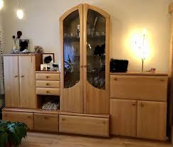 massivholz wohnzimmerschrank