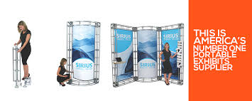Quality Portable Exhibit For The USA