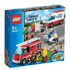 100 Lego City Tow Truck Amazoncom Starter Set 60023 Toys Games