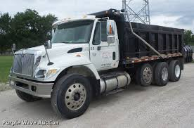 2006 International 7500 Dump Truck | Item EI9909 | SOLD! Sep...