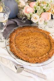 Libbys Pumpkin Pie Mix Ingredients List by Recipe Box My Perfect Pumpkin Pie Lauren Conrad