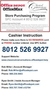 Office Depot Business Cards Coupon Code Print At Paper Design ... Office Depot On Twitter Hi Scott Thanks For Reaching Out To Us Printable Coupons 2018 Explore Hashtag Officepotdeals Instagram Photos Videos Buy Calendars Planners Officemax Home Depot Coupons 5 Off 50 Vintage Pearl Coupon Code Coupon Codes Discount Office Items Wcco Ding Deals Space Store Pizza Moline Illinois 25 Off Promo Wethriftcom Walmart Groceries Canada December Origami Owl Free Gift City Sights New York Promotional Technology