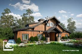 DC Structures Simplified Design Process Involves Working Closely With Our Project Management Team To Select A Barn Home Kit Model Modify It Suit The